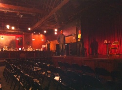 Bell House Sound Check