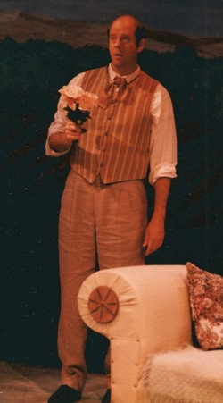 Stephen in Uncle Vanya