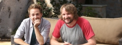 Alex Anfanger, Lenny Jacobson as Jack and Ben Dolfe in Comedy Central's Big Time in Hollywood, FL Photo credit: Jesse Grant